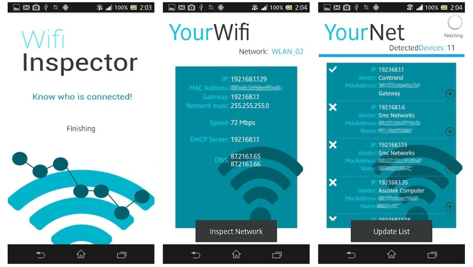 router manager android