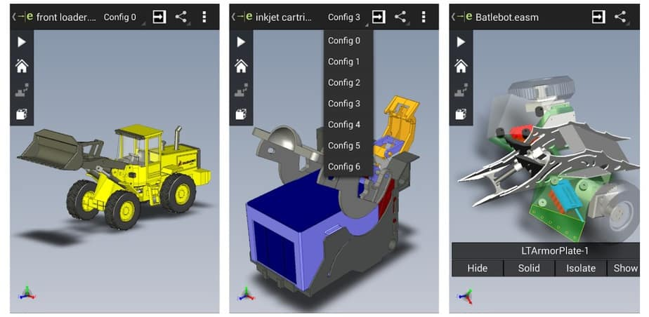 application of engineering graphics