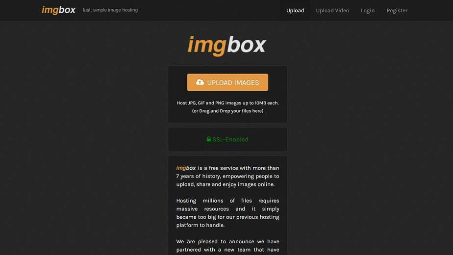 site similar to photobucket