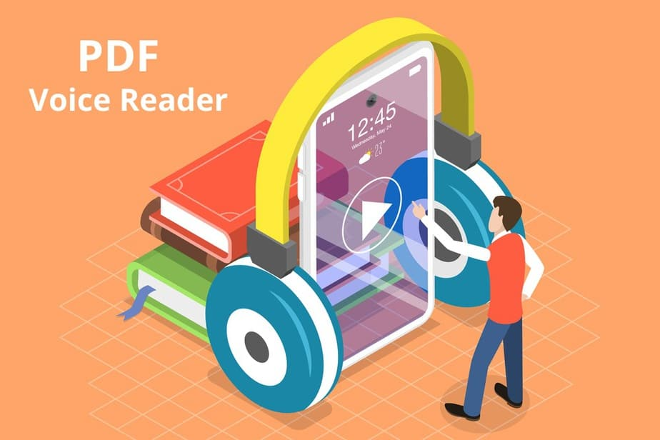 PDF Voice Reader for Android & iPhone