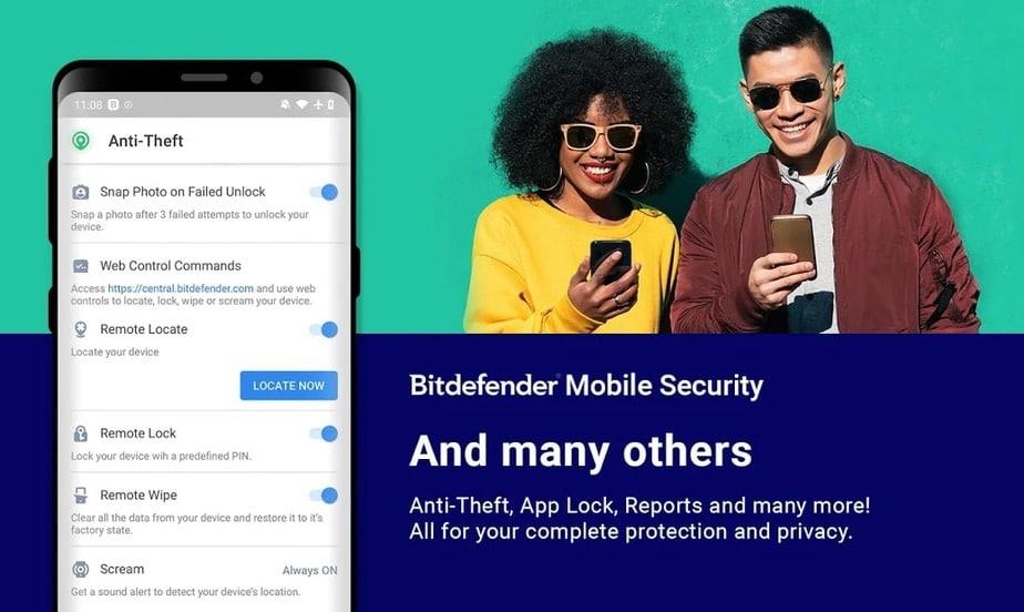 mobile anti theft app