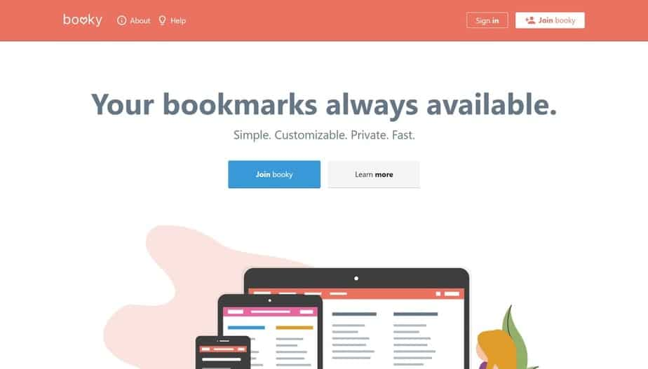 Booky - another app like pocket