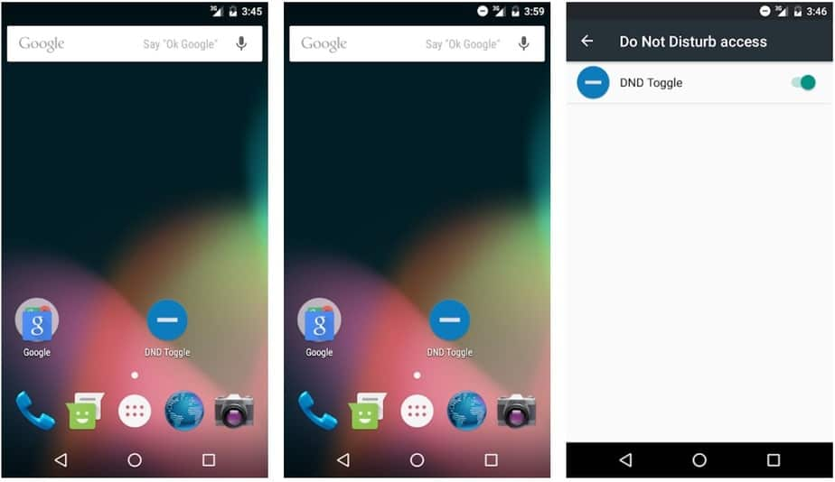 android do not disturb app