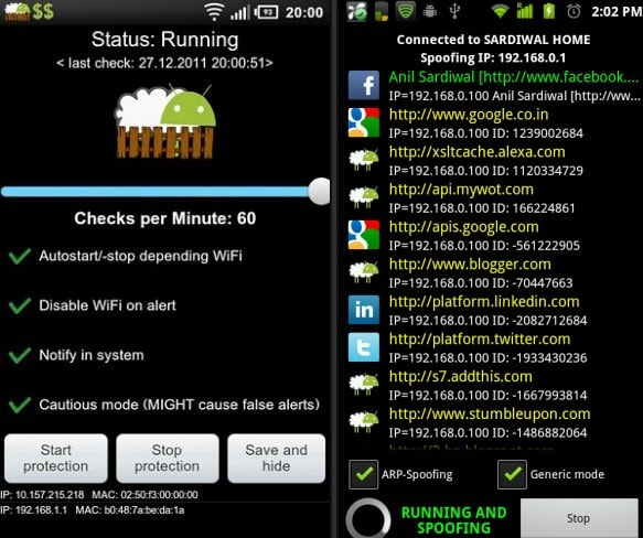 android hacking app with root