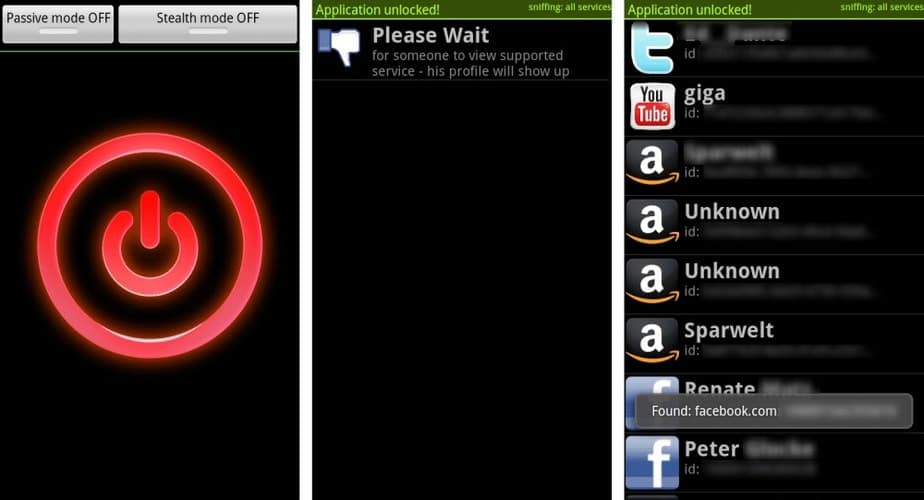 hacking app for rooted android