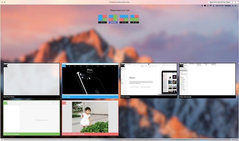 window organizer mac