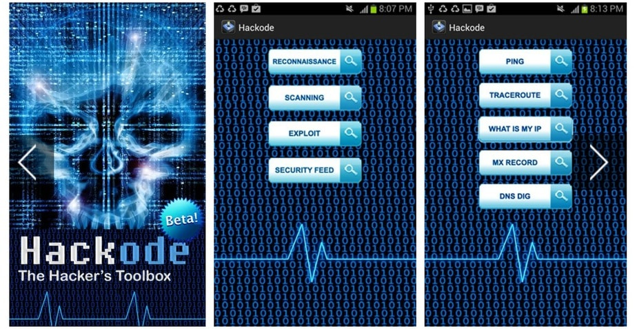 hacking app for android without root