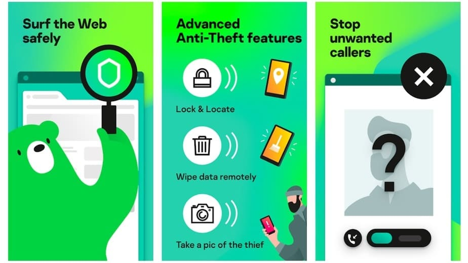 android anti theft app