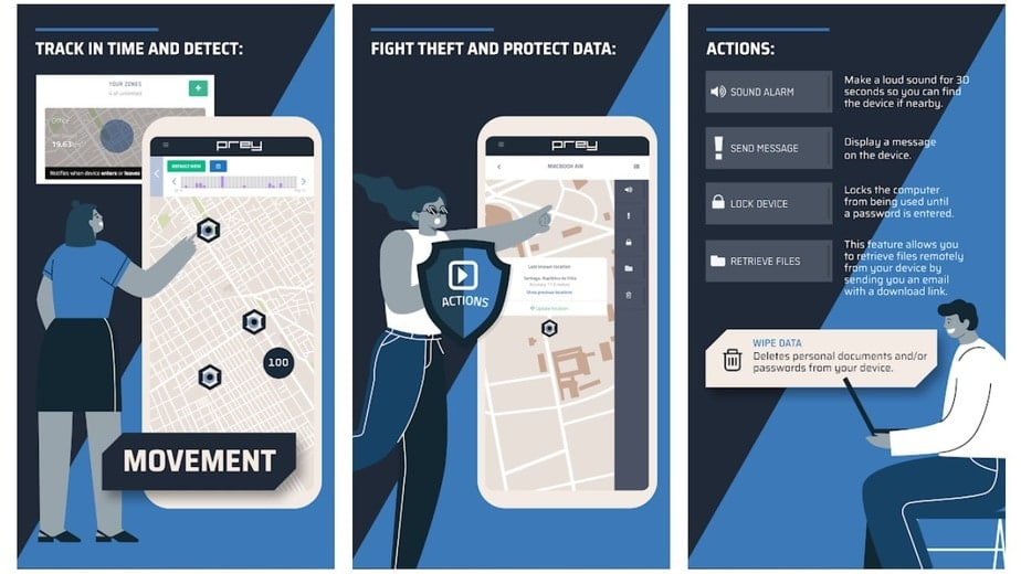 anti theft app for android free