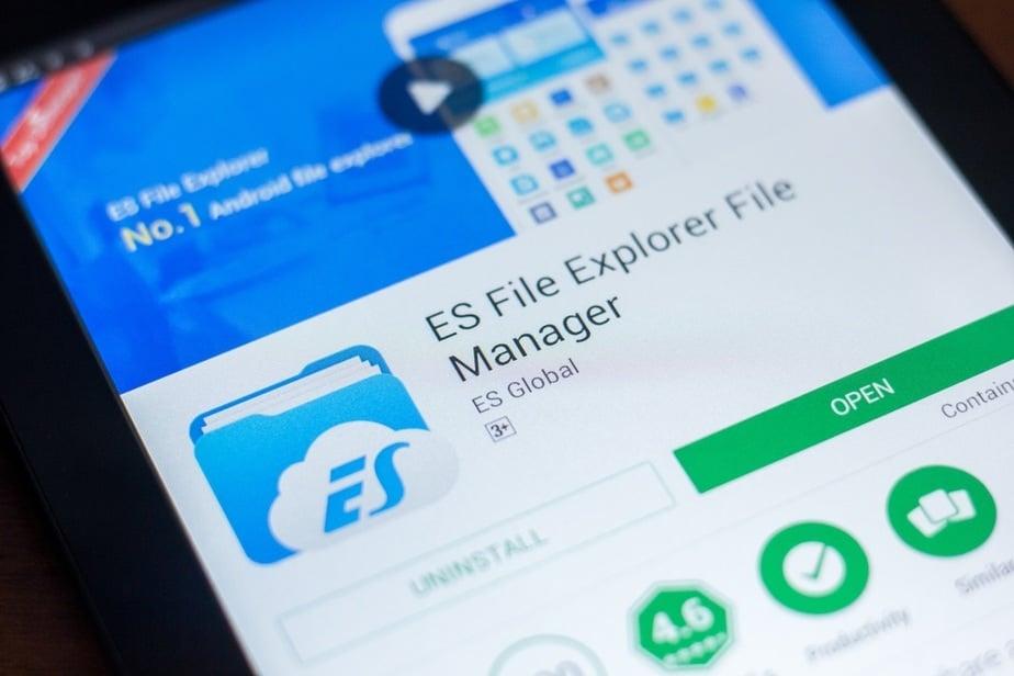 Best ES File Explorer Alternatives