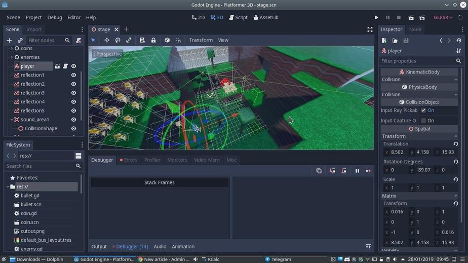 python game engine