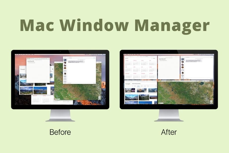 Mac Window Manager Apps