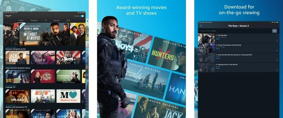 streaming movies on ipad, movie app for ipads