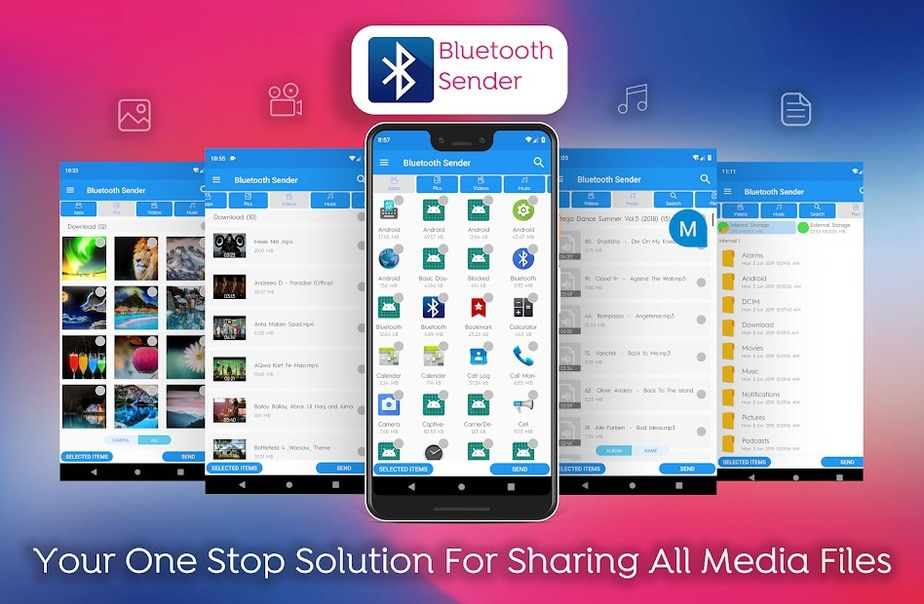 bluetooth app for android, bluetooth app android