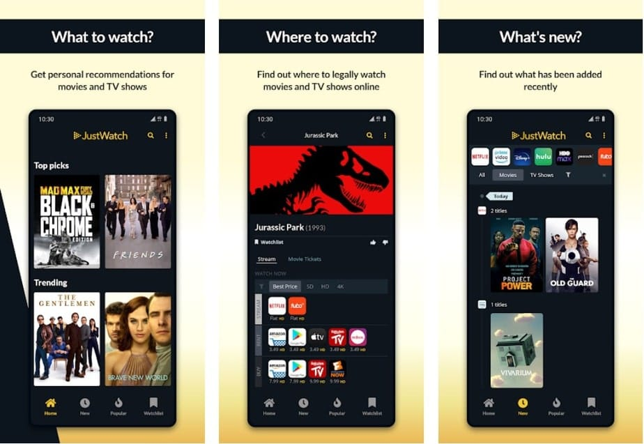 movie rating app for parents, movie rating app android