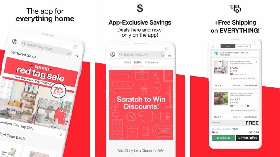 app to buy furniture, furniture store app