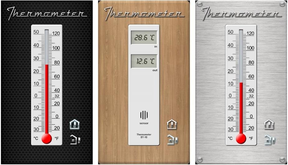 temperature app android, indoor temperature app