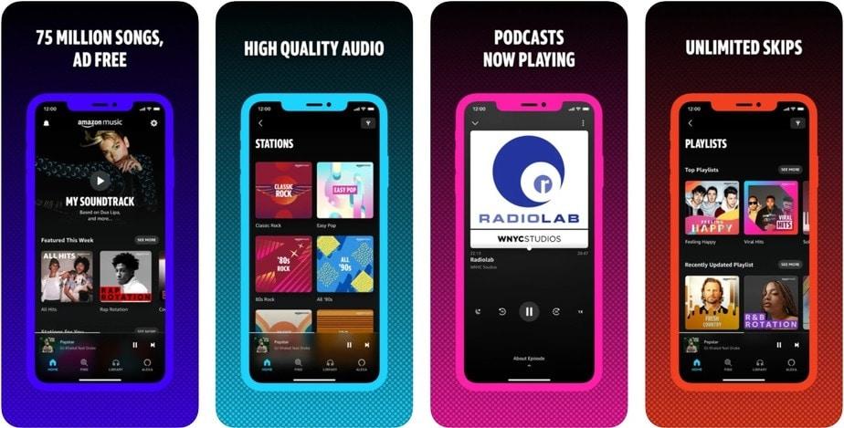 offline music app for iphone