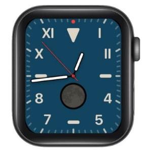 California Apple Watch Face