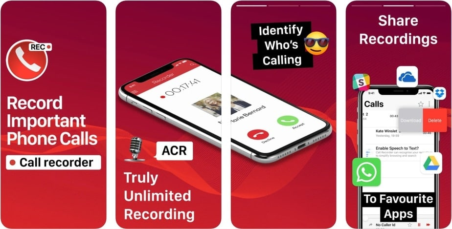 call recording app for iphone