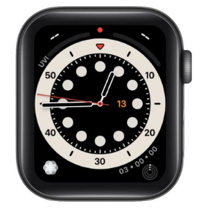 Count Up Apple Watch Face