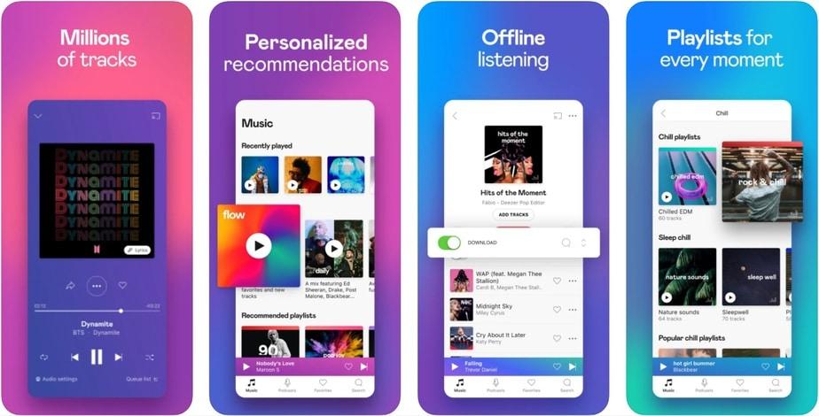 listen to music offline iphone