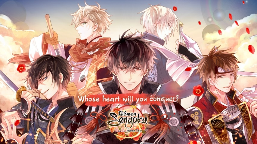 romance anime game, japanese love game android