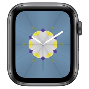 Kaleidoscope Apple Watch Face