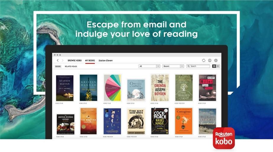 epub reader windows 10