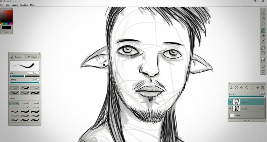 drawing software for windows 10