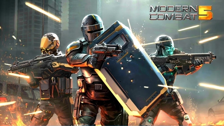 modern war game android