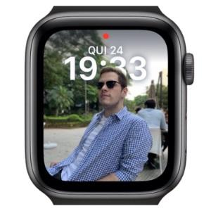 Portraits Apple Watch Face
