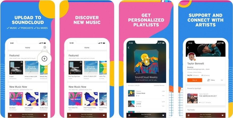 free offline music app for iphone
