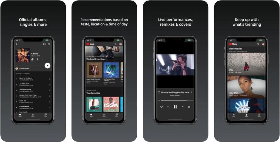 free music offline iphone