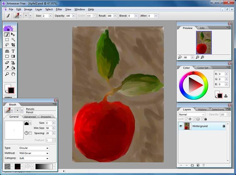free drawing app windows 10