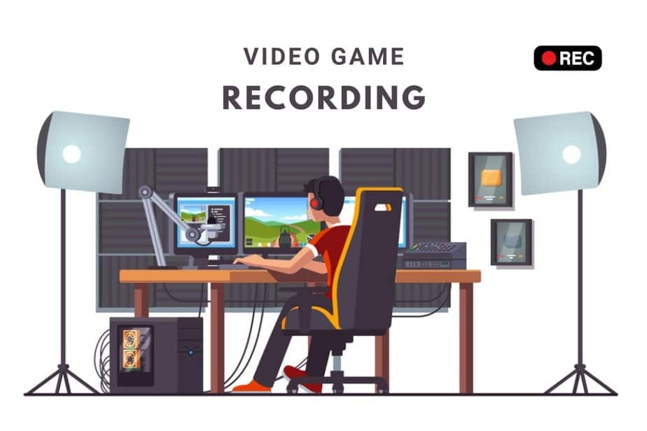 Game Recording Software for Windows 10