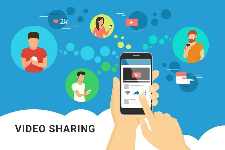 Video Sharing Mobile Apps