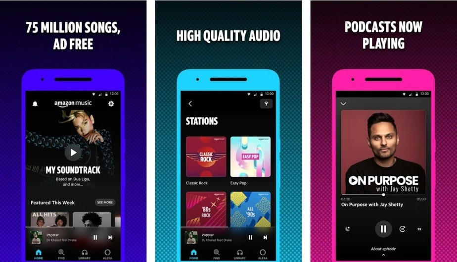 app where you can listen to music offline