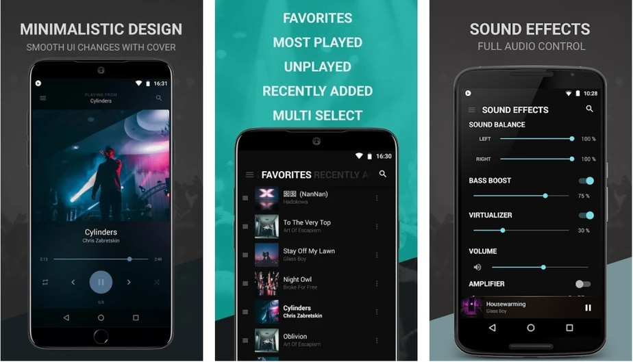 android app to play music from sd card