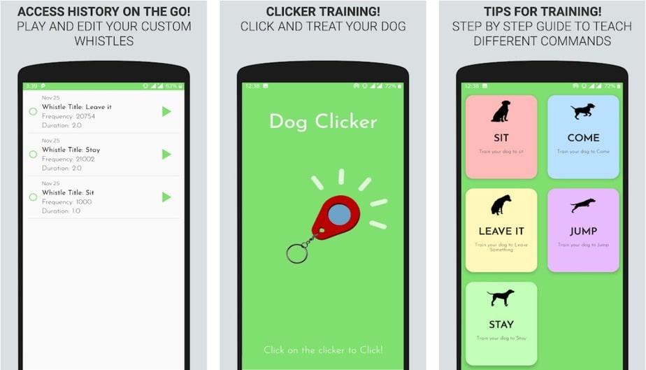 anti dog barking app