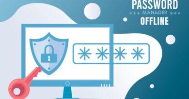 best offline password manager 2021
