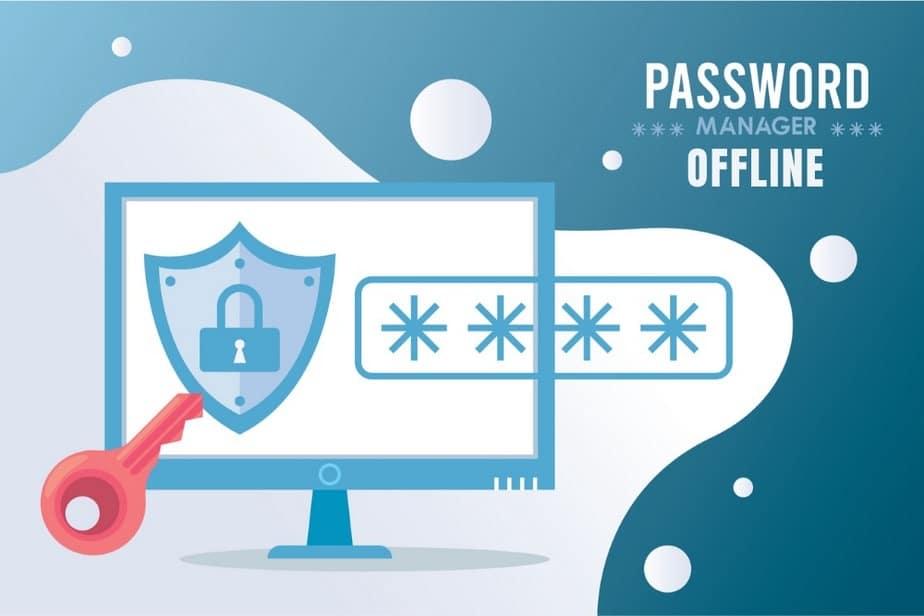 Best Offline Password Managers