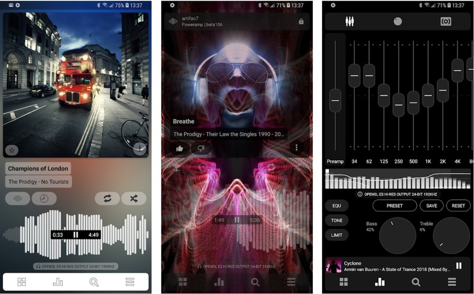 play music from sd card android
