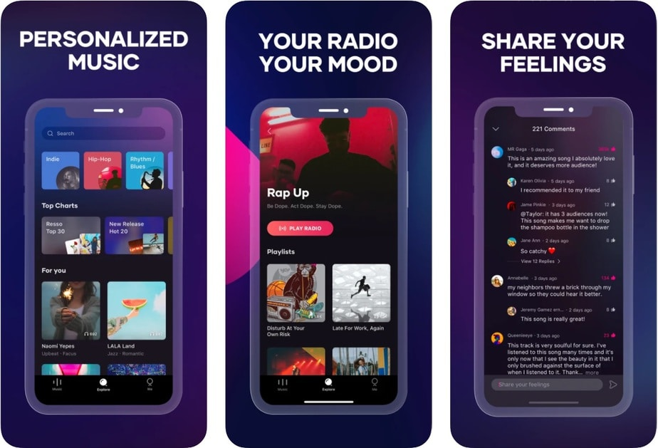 free music player for iphone
