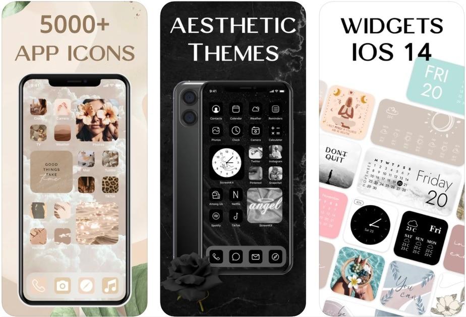 iphone home screen widget