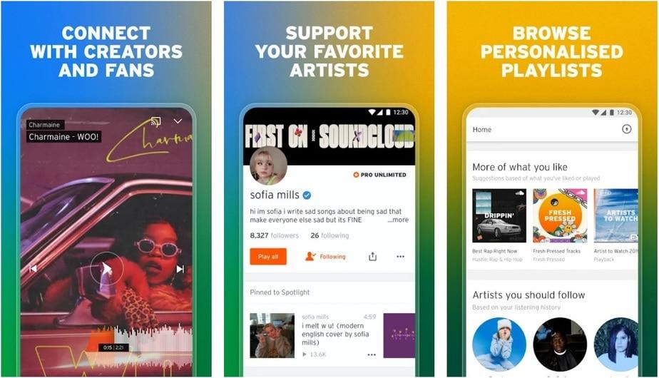 app to listen to music offline