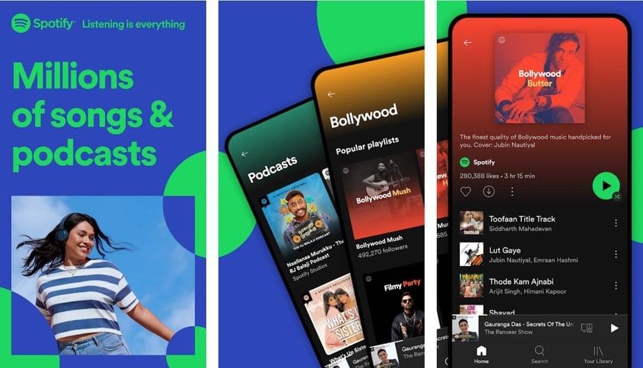 app for music offline, no internet music app