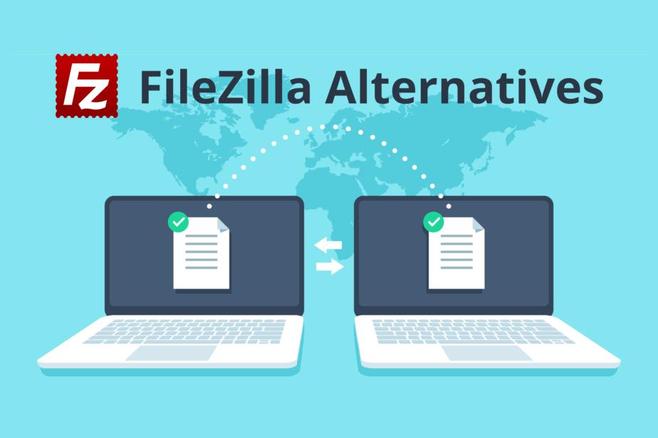 FileZilla Alternatives for Windows 10