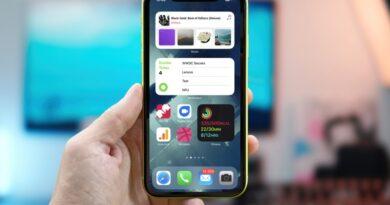 best iphone home screen widgets