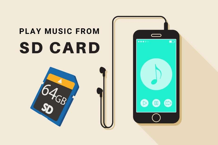 SD Card Music Players for Android